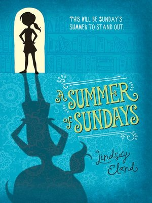 cover image of A Summer of Sundays