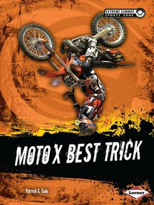 cover image of Moto X Best Trick
