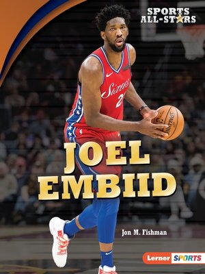 cover image of Joel Embiid