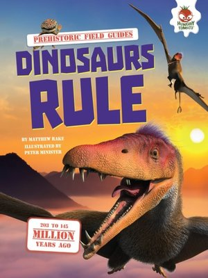 cover image of Dinosaurs Rule