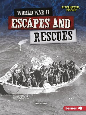 cover image of World War II Escapes and Rescues