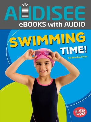 cover image of Swimming Time!