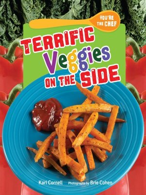 cover image of Terrific Veggies on the Side