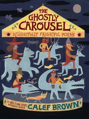cover image of The Ghostly Carousel
