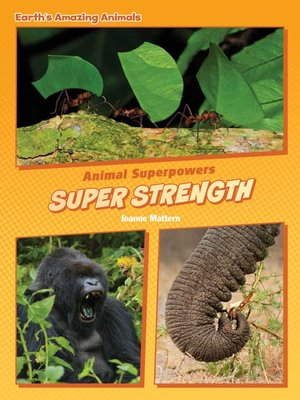 cover image of Super Strength