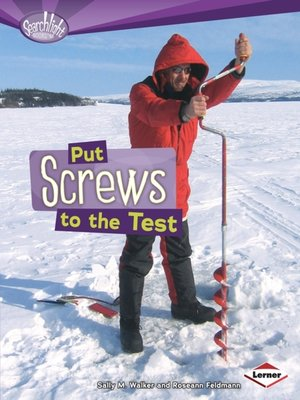 cover image of Put Screws to the Test
