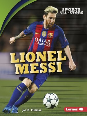 cover image of Lionel Messi