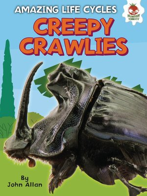 cover image of Creepy Crawlies