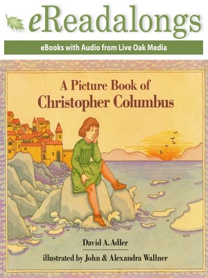 cover image of A Picture Book of Christopher Columbus