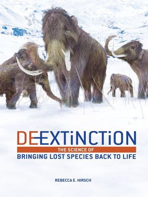 cover image of De-Extinction