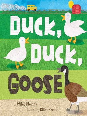 cover image of Duck, Duck, Goose