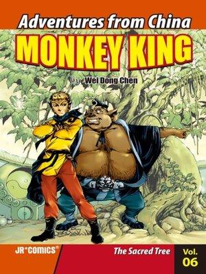 cover image of Monkey King, Volume 6