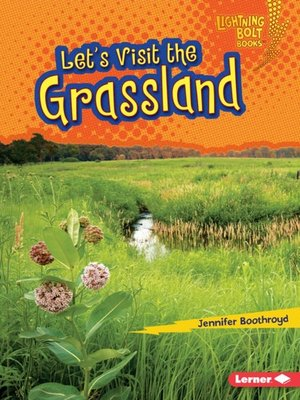 cover image of Let's Visit the Grassland