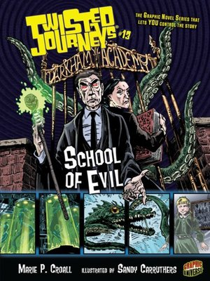 cover image of #13 School of Evil