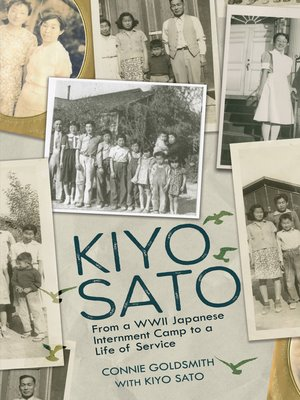 cover image of Kiyo Sato