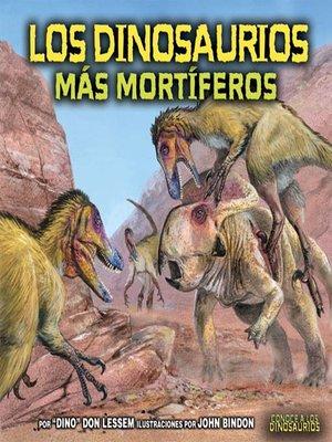 cover image of Los dinosaurios más inteligentes (The Smartest Dinosaurs)