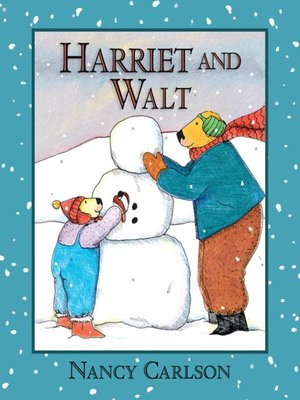 cover image of Harriet and Walt