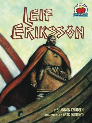 cover image of Leif Eriksson