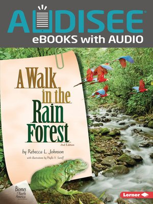 cover image of A Walk in the Rain Forest