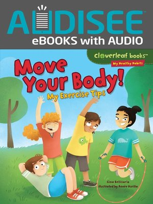 cover image of Move Your Body!