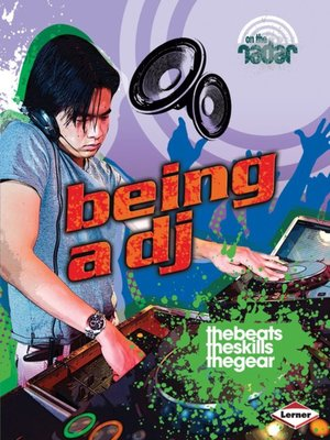 cover image of Being a DJ