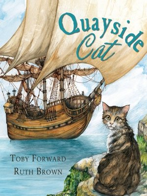 cover image of The Quayside Cat