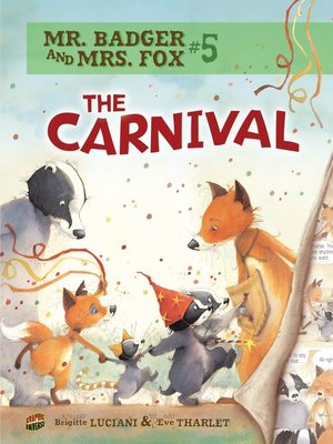 cover image of The Carnival