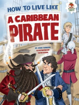 cover image of How to Live Like a Caribbean Pirate