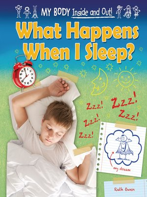 cover image of What Happens When I Sleep?
