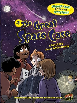 cover image of The Great Space Case