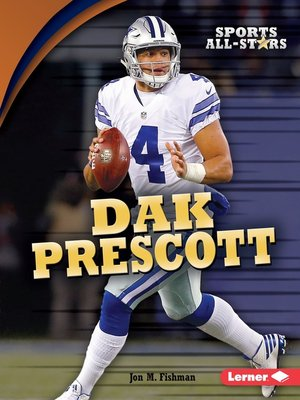 cover image of Dak Prescott