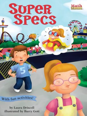 cover image of Super Specs
