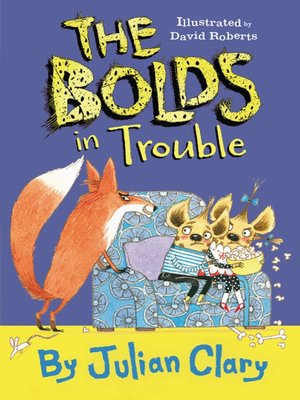 cover image of The Bolds in Trouble