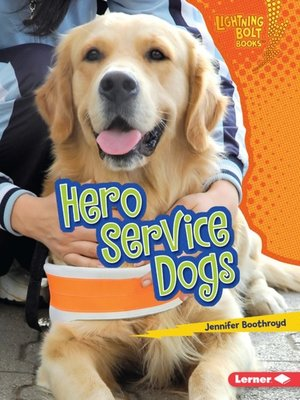 cover image of Hero Service Dogs