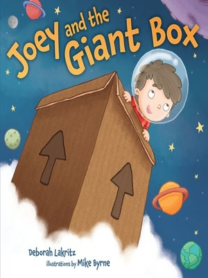 cover image of Joey and the Giant Box