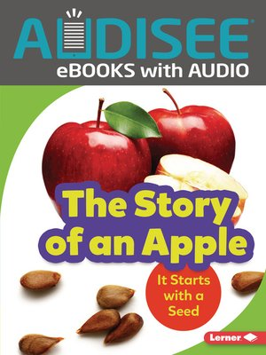cover image of The Story of an Apple