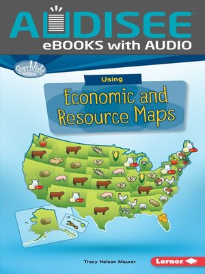 cover image of Using Economic and Resource Maps