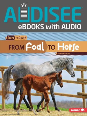 cover image of From Foal to Horse