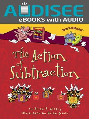 cover image of The Action of Subtraction