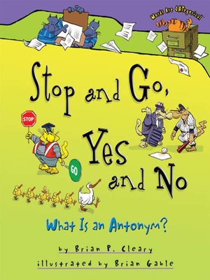 cover image of Stop and Go, Yes and No