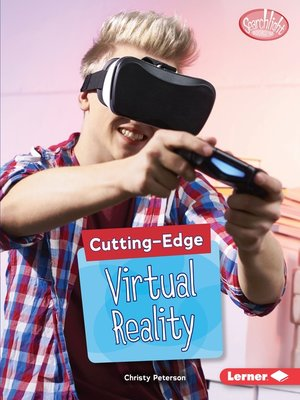 cover image of Cutting-Edge Virtual Reality