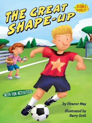 cover image of The Great Shape-Up