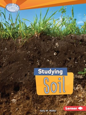 cover image of Studying Soil