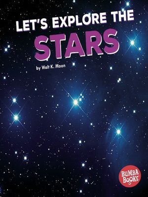 cover image of Let's Explore the Stars