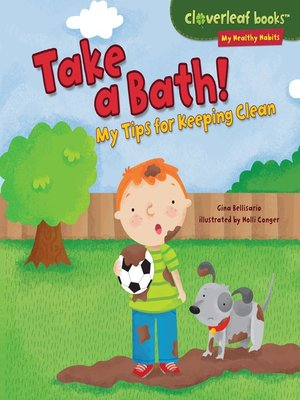cover image of Take a Bath!