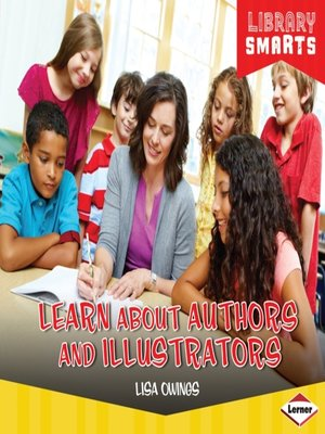 cover image of Learn about Authors and Illustrators