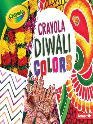 cover image of Crayola Diwali Colors