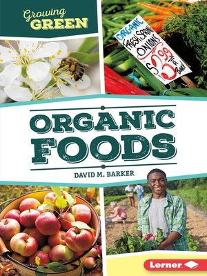 cover image of Organic Foods