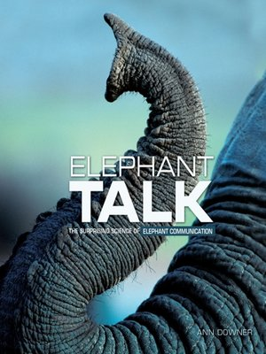 cover image of Elephant Talk