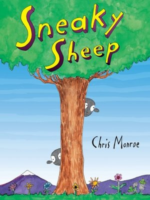cover image of Sneaky Sheep